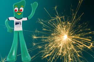 PromoGumby sparks an idea-Promotional Incentives