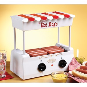 Vintage Collection Hot Dog Roller