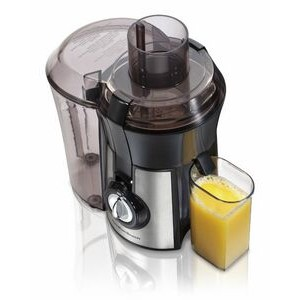 Hamilton Beach Big Mouth Pro Stainless Steel Juicer