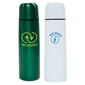 17 Oz. Stainless Steel Vacuum Flask/Thermos
