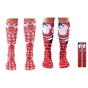 Unisex South Carolina USA Flag Knee High Compression Thigh High Socks Soccer Tube Sock