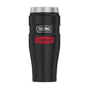 16 oz. Thermos® Stainless King™ Stainless Steel Travel Tumbler