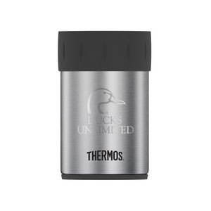 12 oz. Thermos® Double Wall Stainless Steel Can Insulator