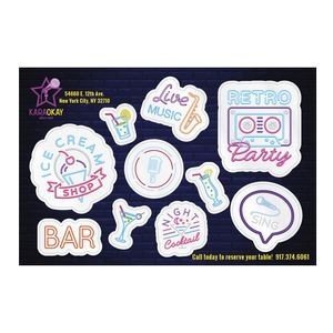 Custom Frosty Clear Vinyl Tech Tattoos� (57 to 84 Sq. Inch)