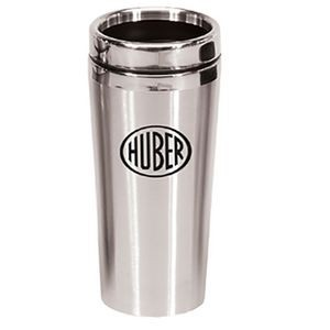 16 Oz. Double Wall Stainless Steel Travel Tumbler