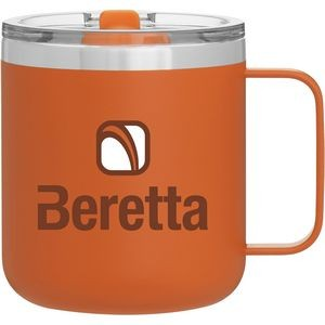 12oz Camper Mug (Matte Orange)