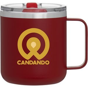 12 Oz. Camper Mug (Matte Red)