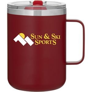 16.9oz Camper Mug (Matte Red)