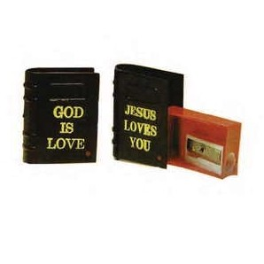 Bible Pencil Sharpener