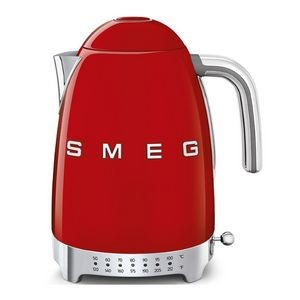 SMEG Retro Variable Temperature Kettle (Red)