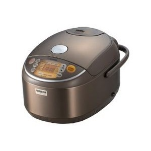 Zojirushi 5.5-Cup Induction Rice Cooker & Warmer