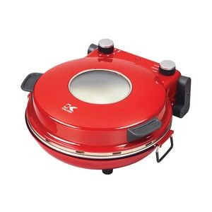 Kalorik® High Heat Stone Pizza Oven (Red)