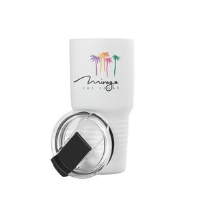 Patriot 20oz White Tumbler