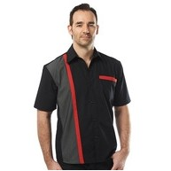 Men's King-Pin Bowling Shirt