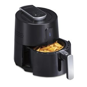 Hamilton Beach® 2.5-Liter Digital Air Fryer (Black)
