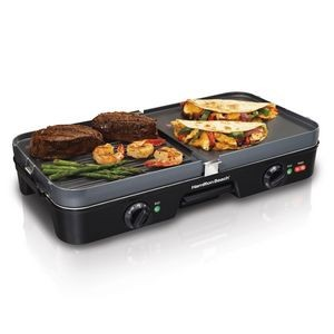 Hamilton Beach® 3-in-1 Grill & Griddle