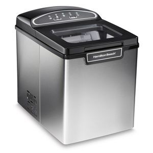 Hamilton Beach® Countertop Ice Maker