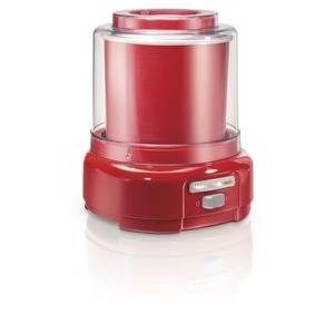 Hamilton Beach® 1.5 Quart Ice Cream Maker (Red)