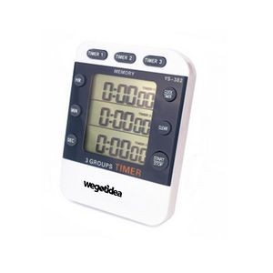 3 Event Digital Kitchen Timer